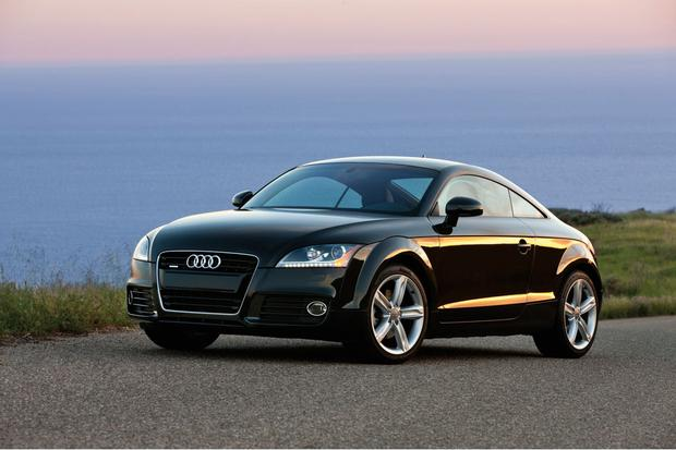 2012 Audi TT: New Car Review featured image large thumb0