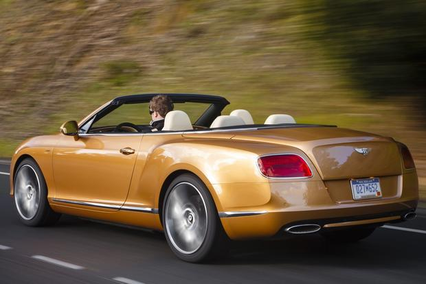 2014 Bentley Continental GT Speed Convertible: Overview featured image large thumb0
