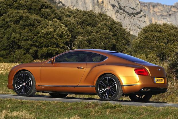 2014 Bentley Continental GT and GTC: Overview featured image large thumb0