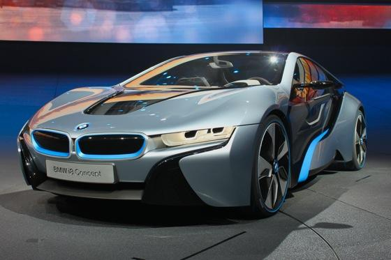 BMW i8 Electric Sport Concept: First Look featured image large thumb0