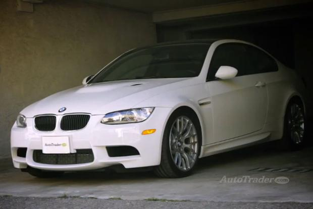 2013 BMW M3: New Car Review - Video featured image large thumb1