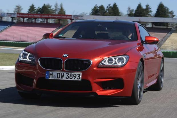 2016 BMW M6: New Car Review