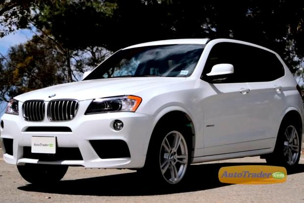 2012 BMW X3: New Car Review Video featured image large thumb2