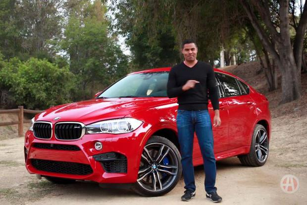 2017 BMW X6 M: 5 Reasons to Buy - Video featured image large thumb1