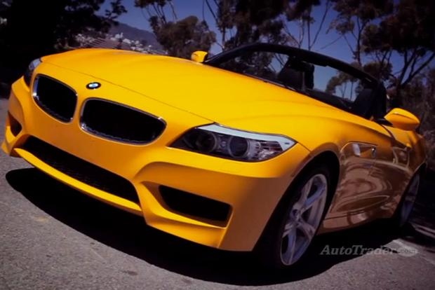 2013 BMW Z4: New Car Review Video featured image large thumb1