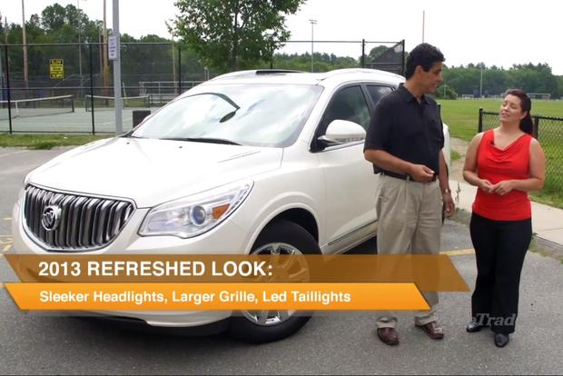 2013 Buick Enclave: New Car Review - Video featured image large thumb1