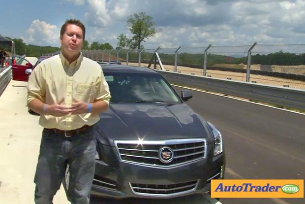 2013 Cadillac ATS: First Drive Video featured image large thumb1