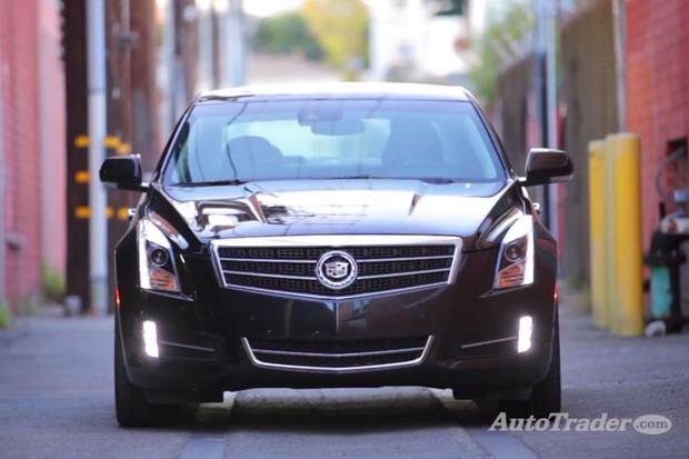 2014 Cadillac ATS: 5 Reasons to Buy - Video featured image large thumb1