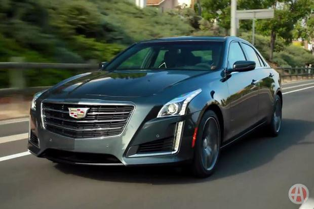 2017 Cadillac CTS: 5 Reasons to Buy - Video featured image large thumb1