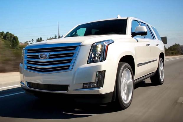 2016 Cadillac Escalade: 5 Reasons to Buy - Video featured image large thumb1