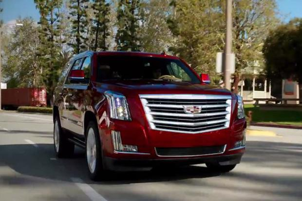 2017 Cadillac Escalade 5 Reasons To Video