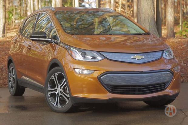 2017 Chevrolet Bolt EV: Real World Review - Video featured image large thumb1