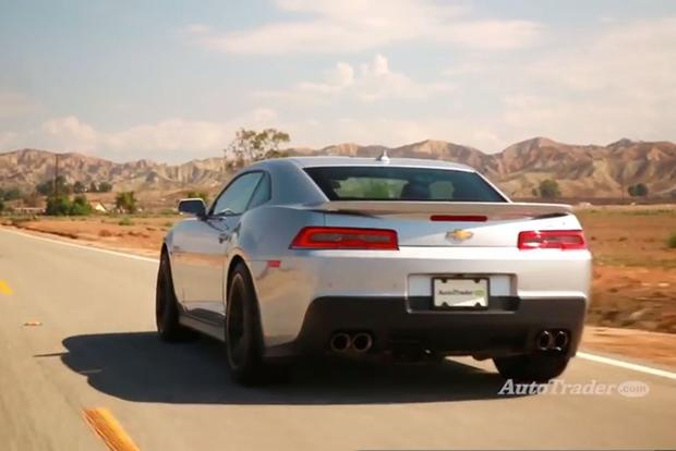 2014 Chevrolet Camaro ZL1: 5 Reasons to Buy - Video featured image large thumb1