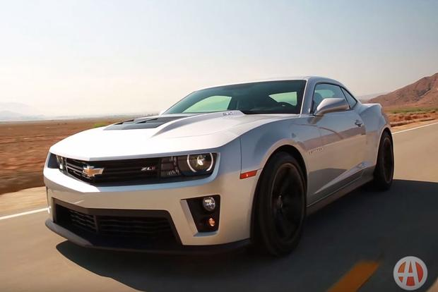 2015 Chevrolet Camaro ZL1: 5 Reasons to Buy - Video featured image large thumb1
