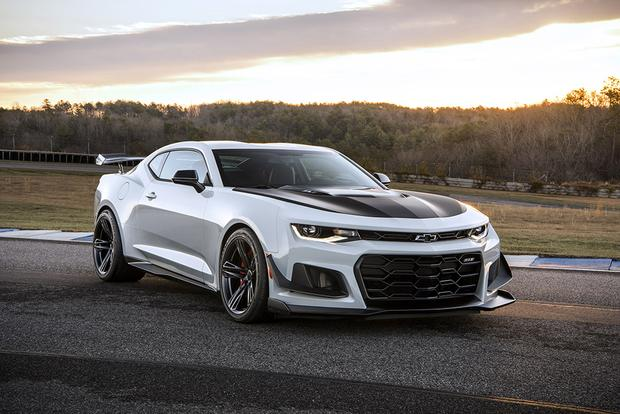 Chevrolet Camaro ZL1 1LE: First Drive Review featured image large thumb0