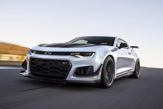 Chevrolet Camaro ZL1 1LE: First Drive Review featured image large thumb2