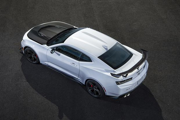 Chevrolet Camaro ZL1 1LE: First Drive Review featured image large thumb3