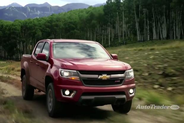 2015 Chevrolet Colorado: First Drive Review - Video featured image large thumb1