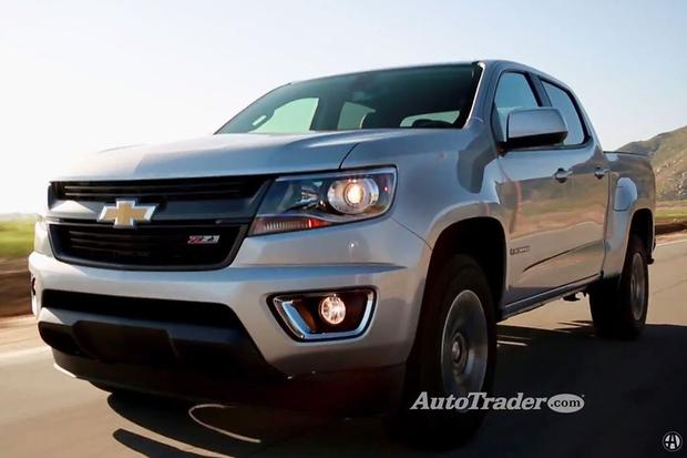 2015 Chevrolet Colorado: 5 Reasons to Buy - Video featured image large thumb1