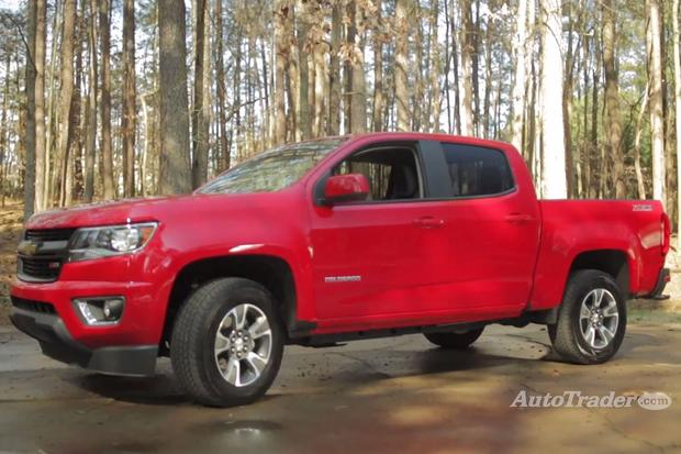 2015 Chevrolet Colorado: Real World Review - Video featured image large thumb1