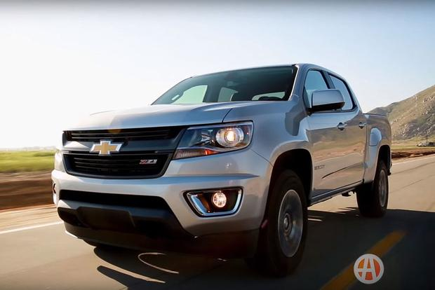 2016 Chevrolet Colorado: 5 Reasons to Buy - Video featured image large thumb2