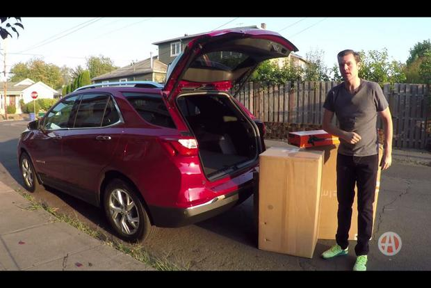 2018 Chevrolet Equinox: How Much Can You Fit in the Back? - Video featured image large thumb1