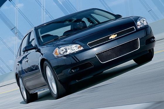 2012 Chevrolet Impala: New Car Review featured image large thumb0