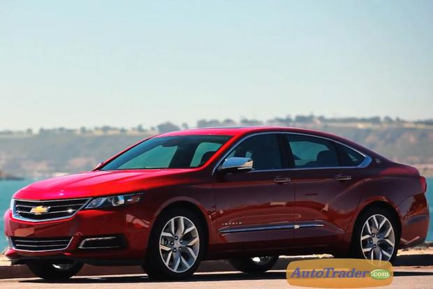 2014 Chevrolet Impala: First Drive featured image large thumb1