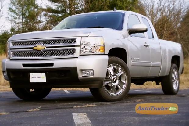 2013 Chevrolet Silverado: New Car Review Video featured image large thumb2