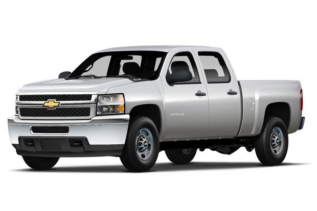2013 Chevrolet Silverado HD Work Truck: Overview featured image large thumb0