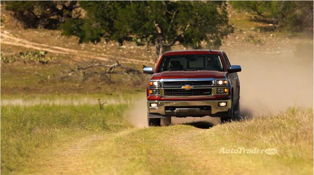 2014 Chevrolet Silverado: First Drive Review Video featured image large thumb1