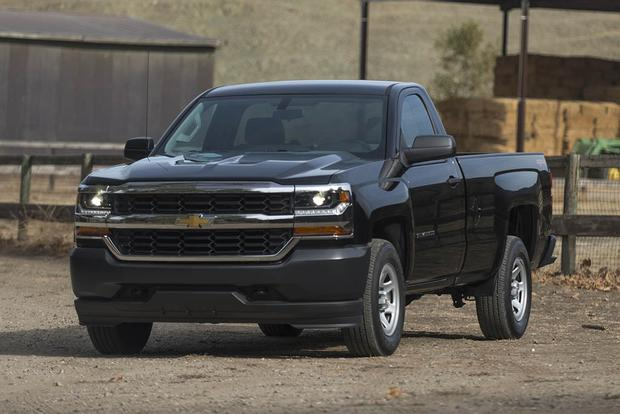 2016 Chevrolet Silverado WT: Overview featured image large thumb0