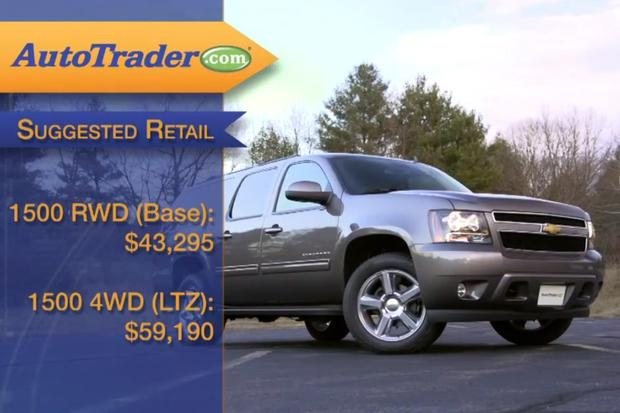 2013 Chevrolet Suburban: New Car Review Video featured image large thumb1