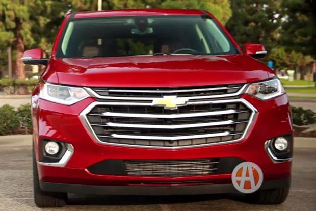 2018 Chevrolet Traverse: 5 Reasons to Buy - Video - Autotrader