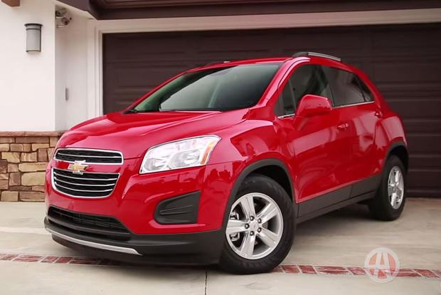 2015 Chevrolet Trax: 5 Reasons to Buy - Video featured image large thumb1