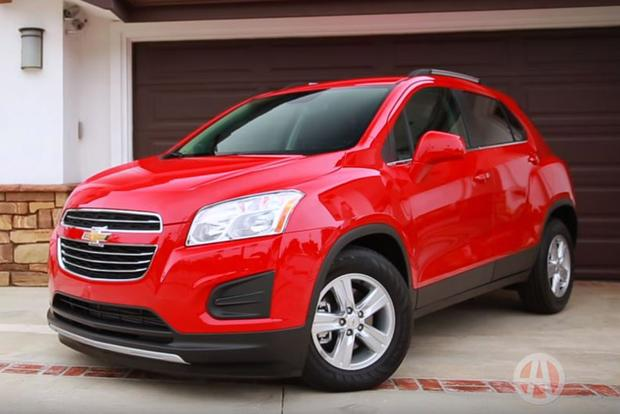 2016 Chevrolet Trax 5 Reasons To Video
