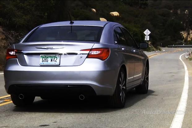 2013 Chrysler 200: New Car Review - Video featured image large thumb1