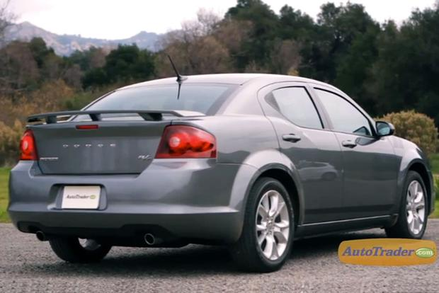 2013 Dodge Avenger: New Car Review Video - Autotrader