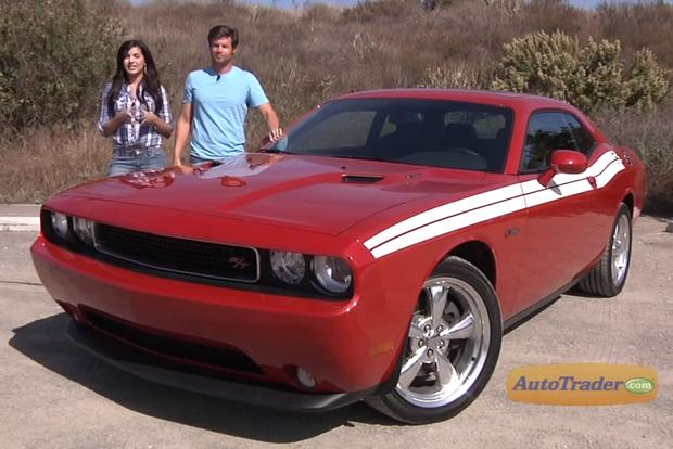2012 Dodge Challenger: New Car Review - Video featured image large thumb1