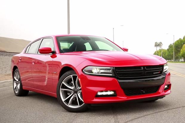 2015 Dodge Charger: 5 Reasons to Buy - Video featured image large thumb1