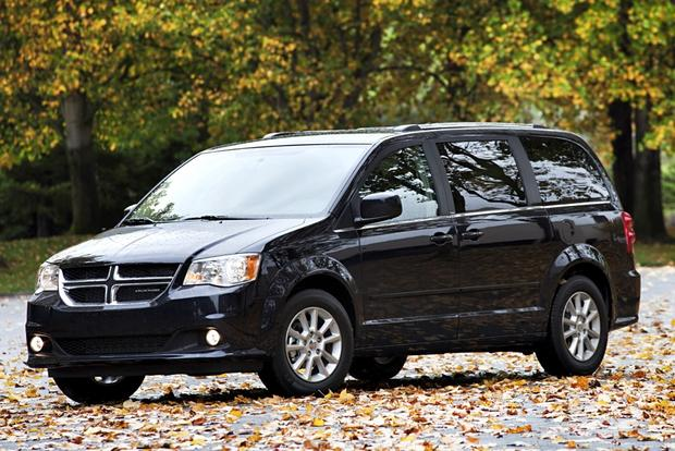 2014 Dodge Grand Caravan: New Car Review featured image large thumb0