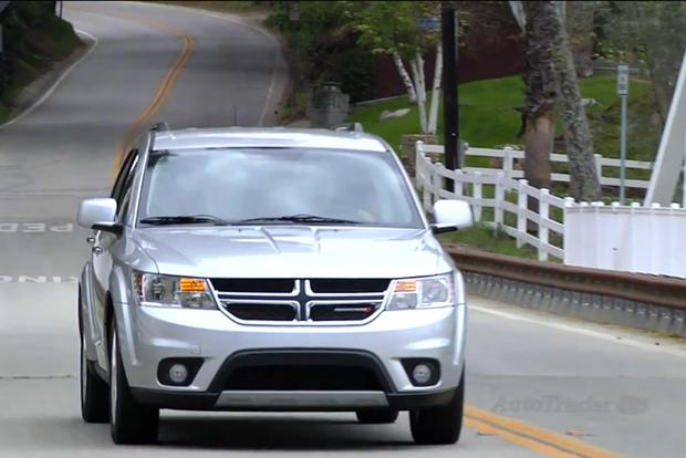 2013 Dodge Journey: New Car Review - Video featured image large thumb2