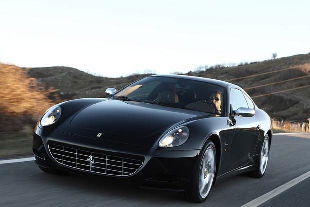 2010 Ferrari 612 Scaglietti: Overview featured image large thumb0