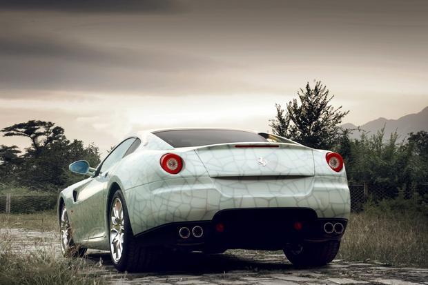 2011 Ferrari 599 GTB Fiorano: Overview featured image large thumb0