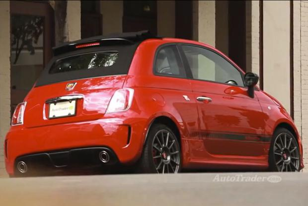 2013 FIAT 500C Abarth: 5 Reasons to Buy - Video featured image large thumb1