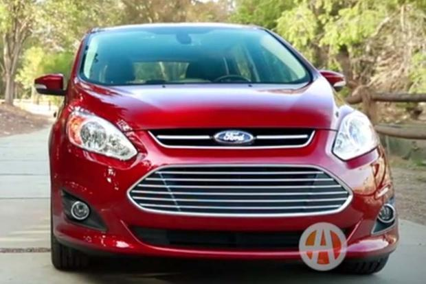 2016 Ford C-Max Energi: 5 Reasons to Buy - Video featured image large thumb1