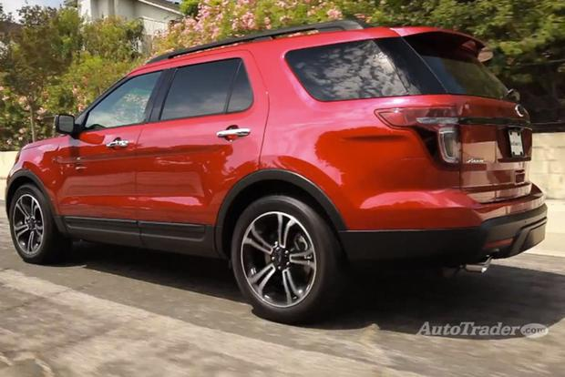 2013 Ford Explorer: 5 Reasons to Buy - Video featured image large thumb1