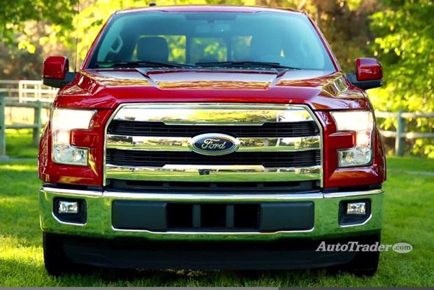 2015 Ford F-150: 5 Reasons to Buy - Video featured image large thumb1