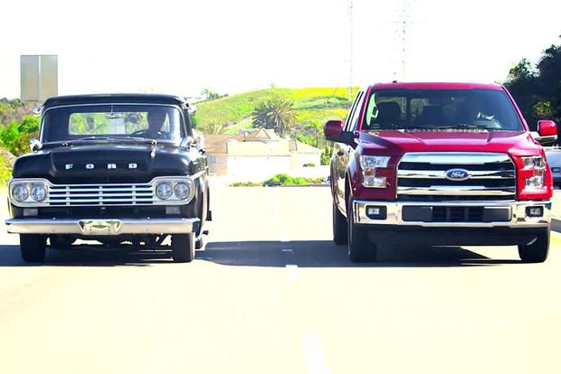 Ford F-150: New vs. Classic - Video featured image large thumb1