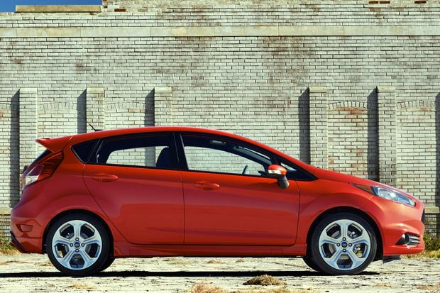 2014 Ford Fiesta St Real World Review Autotrader